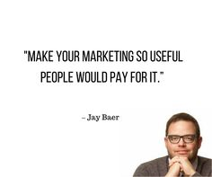 Small Business Marketing needs to be useful #marketingquotes, #smallbusiness, #simayaatech