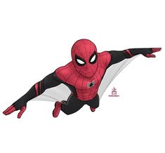 Spider-Man new red and black suit Spiderman Drawing, Spiderman Spider, Amazing Spiderman, Marvel Comics, Marvel Art, Marvel Heroes, Best Marvel Characters, Spider Man Unlimited, Avengers Art