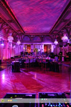 Corinthian Events! Always a dramatic and unexpected design. We worked with them on this private corporate event in Boston.