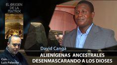 Alienígenas  Ancestrales - Desenmascarando a los Dioses por David Cangá