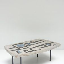 Coffee Table by ANDRÉ BORDERIE