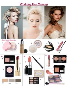 Wedding Day Makeup Bliss with Palladio Herbal Dual Wet & Dry Foundation! @certfabulous @palladiobeauty