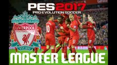 [# 2] Gameplay : PES 2017 - Master League - Liverpool FC vs Tottenham Ho...