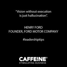 The Caffeine Partnership ( Henry Ford, Leadership Quotes, Ford Motor Company, Caffeine, Cards Against Humanity, Photo And Video, Business, Instagram, Store