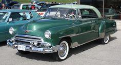 1951 Chevrolet Bel Air Chevrolet Bel Air, Chevrolet Corvette, 1954 Chevy Bel Air, Subaru, Formula 1, General Motors Cars, Automobile, Toyota, Audi