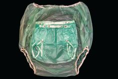 Plastic Pants, Childhood Memories, Latex, Under Armour, Lingerie, Fashion Outfits, Bags, Plastic, Diapers