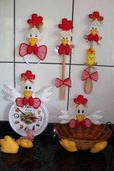 10 modelos de pollos
