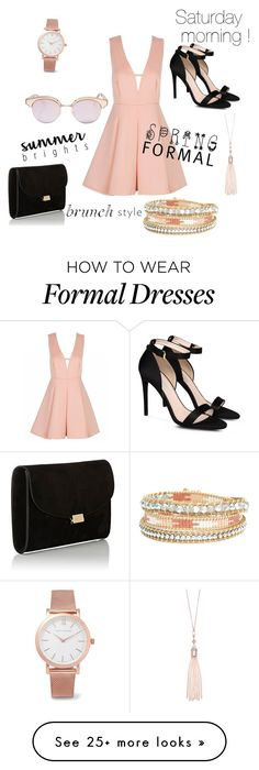 """""""❤️"""" by charliesss on Polyvore featuring STELLA McCARTNEY, Le Specs, Mansur Gavriel, Larsson & Jennings and Oasis"""