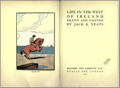 Life in the West of Ireland by Jack B. Yeats