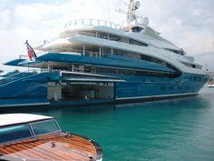 Sunrays Mega Yacht. We like it! www.camillerimarine.com