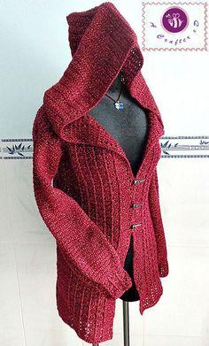 e049ce4e057c6 Crocheted Overcast sweater - free worldwide shipping