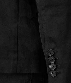Mens Minister Blazer (Black) | ALLSAINTS.com