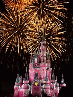 Disney Holiday Castle!