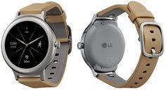 Neue Bilder: LG Watch Style mit Android Wear 2.0