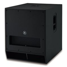 The new Yamaha Active Subwoofer delivers the lowest bass response with SPL and with the same 7 year warranty as the rest of the lineup. Yamaha Speakers, Dj Speakers, Woofer Speaker, Speaker Plans, Sound Speaker, Powered Speakers, Subwoofer Box Design, Speaker Box Design, Snare Drum