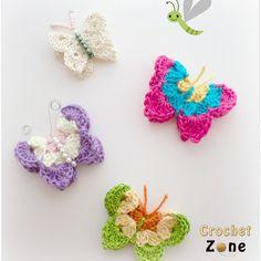 crochetzoneblog spring crochet