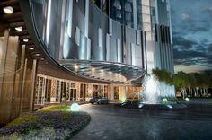 entrance guardhouse condominium - Google Search
