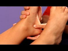 How to Relieve Digestive Issues using Foot Reflexology