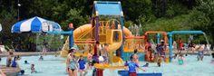 Battle Creek Regional Park & Waterworks Aquatic Center. St Paul MN. Find more adventures at sKIDaddlers.net!