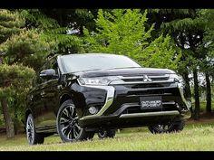 Mitsubishi Outlander PHEV Japan Version