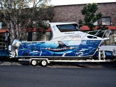 full boat fish graphics Sydney