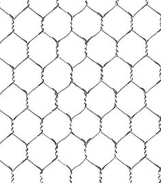 Chicken Wire Wallpaper -- I'm thinking for the inside of a couple of open kitchen cabinets