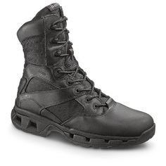"""Bates Men's 8"""" C3 Side Zip Boots -- More info could be found at the image url."""