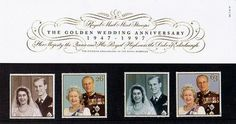 GB 1997 Golden Wedding Anniversary by SunnyCollectables on Etsy, £4.25