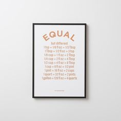 Equal Measure Print | Schoolhouse Electric