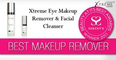 """Best Makeup Remover - Shecky's """"Beauty At Its Best Awards""""."""