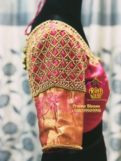 Choli Designs, Blouse Designs, Work Blouse, Vera Bradley Backpack, Fashion Earrings, Traditional, Clothes For Women, Saree Blouse, Blouses
