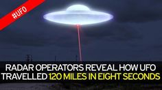 Radar operators say UFO travelled 120 miles in 8 SECONDS in Britain's famed close encounter