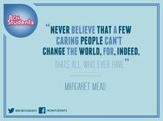 Nurses change the world for the better every single day #nursingquotes #RCN15