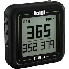 Bushnell Neo Ghost Golf GPS, Black