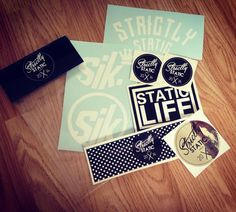 Sticker pack has returned . ⓈⓉⓇⒾⒸⓉⓁⓎ - ⓈⓉⒶⓉⒾⒸ ™ . ✘ #strictlystatic…