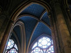 my blue medieval heaven by rosewithoutathorn84, via Flickr