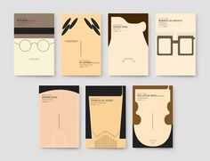 Tying Together a Book Series through Cover Design - Graphic Design Books, Graphic Design Inspiration, Up Book, Book Art, Youtube Cover, Minimalist Book, Design Editorial, Best Book Covers, Best Book Cover Design