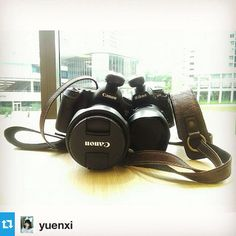 From Singapore ! From @yuenxi . Thank you so much!! #Canon #Nikon #Love