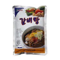 Beef Bone Soup Korean Beef Soup, Bone Soup, Beef Bones, Beef Ribs, Gourmet Recipes, Oatmeal, Breakfast, Food, The Oatmeal