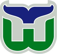 Hartford Whalers - Wikipedia, the free encyclopedia Hartford Whalerswere anAmericanprofessionalice hockeyteam based for most of its existence inHartford,Connecticut. The club played in theWorld Hockey Association(WHA) from1972until1979, and in theNational Hockey League(NHL) from1979to1997.