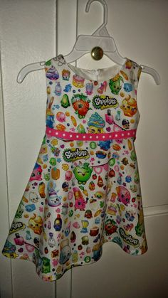 shopkins sun dress