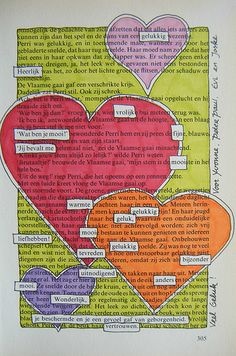 Found poetry. Find nouns, verbs etc & box to make a poem. Blackout Poetry, Smash Book, Draw Tutorial, Found Poetry, Book Page Art, Poetry Art, How To Make Notes, Bible Art, Art Journal Pages