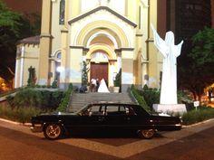 Cadillac Limousine 1968, Catedral do Carmo, Santo André