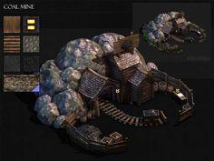 「coalmine concept art」の画像検索結果