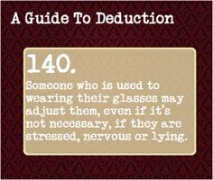 A Guide to Deduction: #140