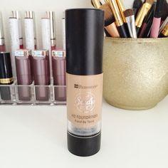 BH Cosmetics Studio Pro HD Foundation Review #beauty #beautyproduct #foundation #mattefoundation #beautyblogger #pr #productreview #blogger #bbloggers