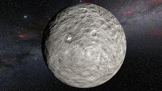 Hallan ingredientes esenciales para la vida en el planeta enano Ceres Ceres, el mayor de los cuerpos del Cinturón de Asteroides, un anillo de rocas de todos los tamaños situado entre Marte y Júpiter, alberga algunos d... http://sientemendoza.com/2017/02/16/hallan-ingredientes-esenciales-para-la-vida-en-el-planeta-enano-ceres/
