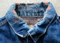 There is something crafty about repairing old clothes. There are some frequent spots that have damage, such as the collar of a jacket or the knee on a pair of jeans. Others are entirely unique to a...