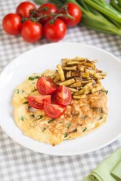 3 večeře bohaté na bílkoviny. Pomohou vám zhubnout! - Proženy Tofu, Risotto, Food And Drink, Vegetarian, Cooking, Ethnic Recipes, Fitness, Eggs, Workout