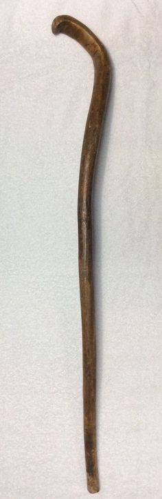 "Shillelagh Cane Walking Stick Wood 34½"" inches (87.63cm) Long"